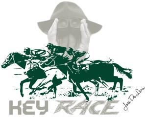 Key Race por José De León-Alejandro
