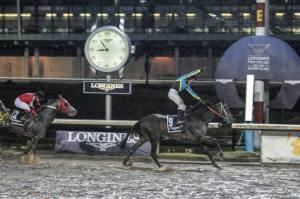 Diamante Negro (MEX) es ahora es doblecoronado del Handicap de las Américas Foto Cortesía de Hipodromo De Las Americas