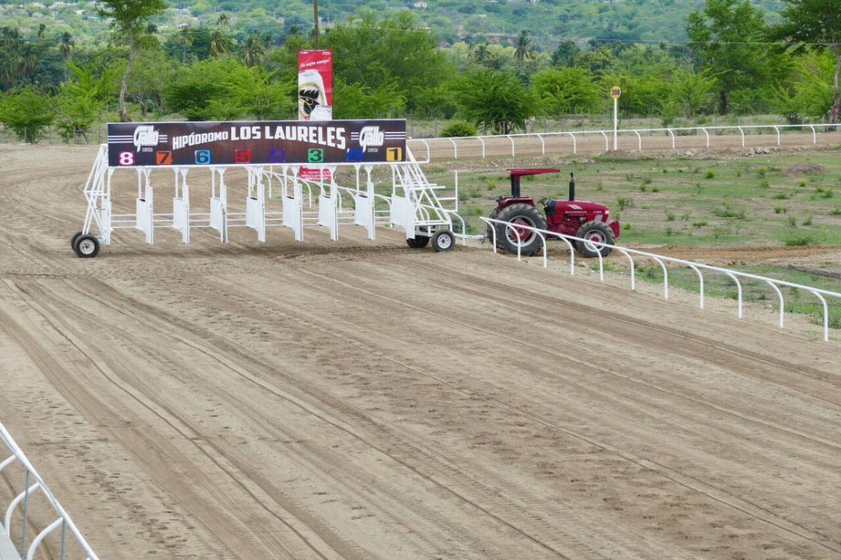 Gran inauguración del Hipódromo Los Laureles en Guatemala