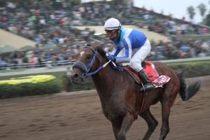 El veterano Kodiak Boy (PER) se impuso en el Clásico Jockey Club del Perú Foto Cortesía de El Comercio
