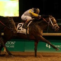 Luego de su segundo en el Pegasus, Seeking The Soul (USA) con destino Dubai