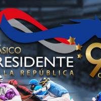 Doce los que correrán en el Presidente de la República