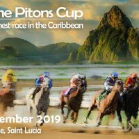 Santa Lucía y el Royal Saint Lucia Turf Club presentan el Pitons Cup