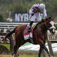 Tiz The Law (USA) responde como favorito en el Belmont Stakes