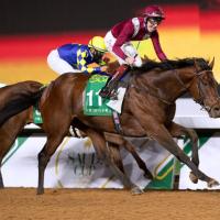 Mishriff (IRE) se corona en el Saudi Cup
